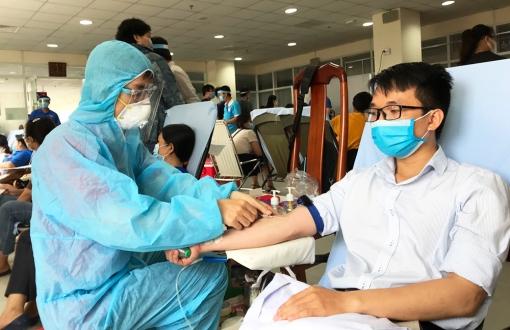 An Giang: 231 người tham gia hiến máu tình nguyện