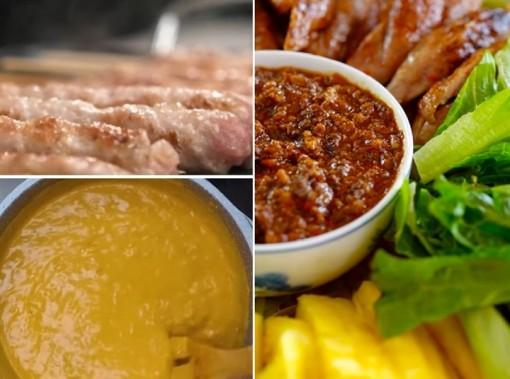 Cách làm nem nướng đặc sản Nha Trang