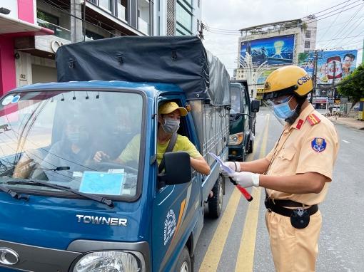 Người dân TP. Long Xuyên không ra đường sau 18 giờ đến 5 giờ sáng hôm sau, kể từ 18 giờ, ngày 26-7