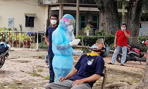 An Giang phát hiện 42 trường hợp nghi nhiễm COVID-19