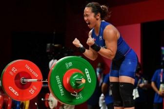 Bảng tổng sắp huy chương Olympic hôm nay 27-7: Đông Nam Á có HCV thứ 2