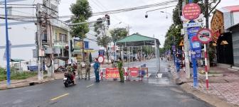 TP Châu Đốc thực hiện giãn cách xã hội đến hết ngày 10-8-2021