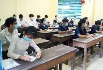 An Giang có thí sinh điểm cao khối B00 kỳ thi THPT đợt 1 năm 2021