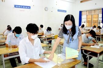 An Giang có 2 thí sinh cùng đạt điểm cao nhất của kỳ thi tốt nghiệp THPT (đợt 1)
