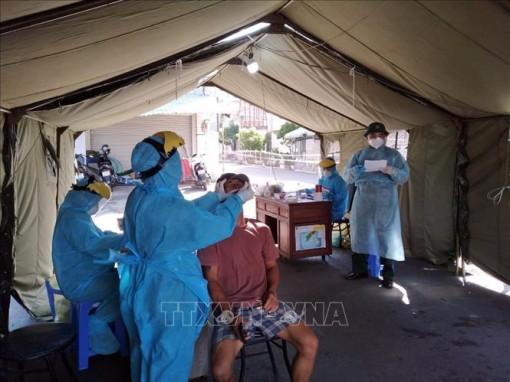 Sáng 27-7, Việt Nam có 2.764 ca mắc mới COVID-19, đến nay đã điều trị khỏi 21.344 ca