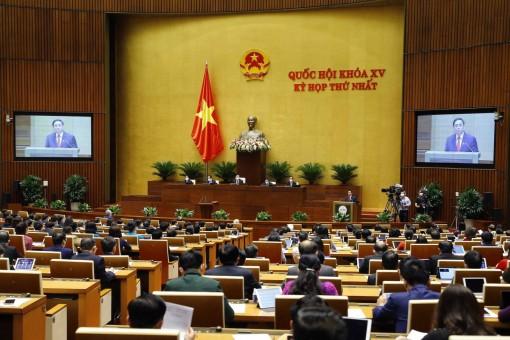 Ngày 27-7, Quốc hội thảo luận các chương trình mục tiêu quốc gia giai đoạn 2021-2025