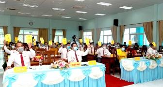 HĐND huyện Châu Thành kỳ vọng nhiệm kỳ mới