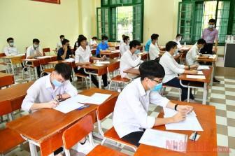 Có sự chênh lệch giữa kết quả thi tốt nghiệp và điểm học bạ lớp 12