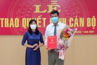 Ông Sa Vu Thy làm Trưởng ban Kinh tế - Xã hội HĐND huyện Tri Tôn