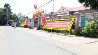 Các trường hợp liên quan ca dương tính COVID-19 ở Phú Tân đang được cách ly theo quy định