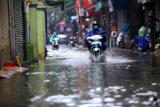 Thời tiết ngày 28-7: Bắc Bộ, Tây Nguyên và Nam Bộ có mưa rào và dông