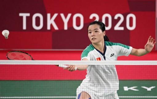 Rời Olympic trong tư thế ngẩng cao đầu, tay vợt Nguyễn Thùy Linh đón SEA Games 31