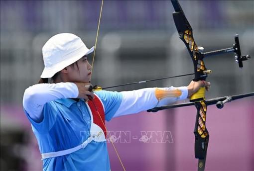 Olympic Tokyo 2020: Cung thủ Đỗ Thị Ánh Nguyệt để thua đáng tiếc