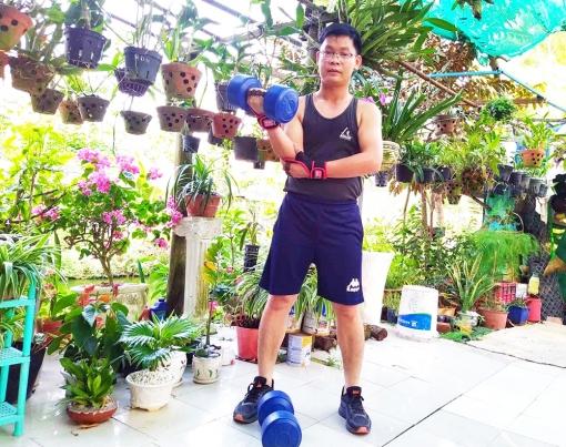 Tập luyện thể thao an toàn trong mùa dịch