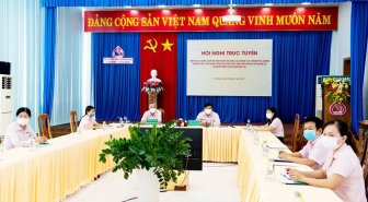 Chi nhánh Ngân hàng Chính sách xã hội tỉnh An Giang triển khai chính sách cho vay sử dụng lao động để trả lương ngừng việc, trả lương phục hồi sản xuất do bị ảnh hưởng dịch bệnh COVID-19