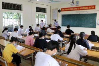 Từ kết quả thi tốt nghiệp THPT 2021: Điều chỉnh việc dạy học để nâng cao chất lượng