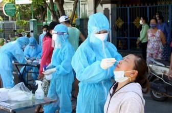 Tối 29-7 thêm 4.773 ca mắc COVID-19, cả ngày Việt Nam có 7.594 ca