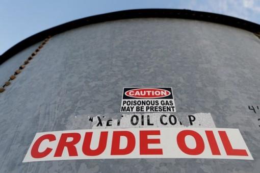 Giá dầu Brent tăng lên gần 75 USD một thùng trong phiên 28-7