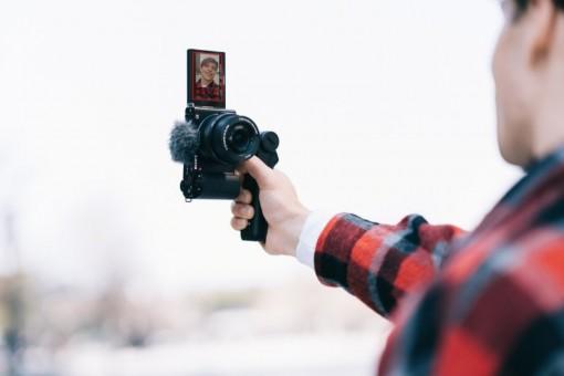 Sony ra mắt máy ảnh Alpha ZV-E10 dành cho Vlogger