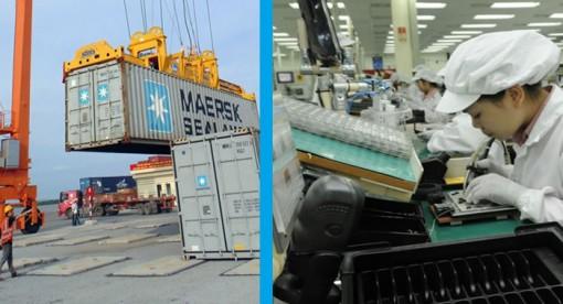 7 tháng, thương mại hàng hóa nhập siêu 2,7 tỷ USD