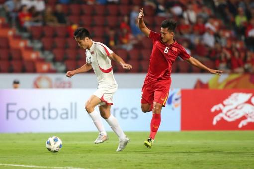 U23 Triều Tiên rút khỏi Vòng loại U23 châu Á 2022