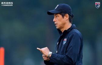HLV Akira Nishino bị Thái Lan sa thải vì thành tích kém cỏi