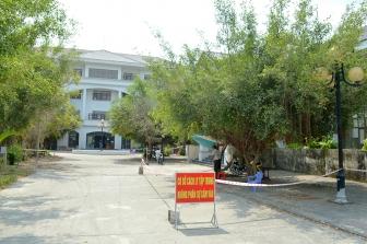 Khẩn trương truy vết trường hợp tiếp xúc ca dương tính COVID-19 ở Tịnh Biên