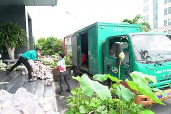 Viettel An Giang hỗ trợ tiêu thụ nông sản cho nông dân