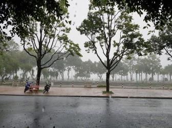 An Giang tiếp tục có mưa lớn trên diện rộng