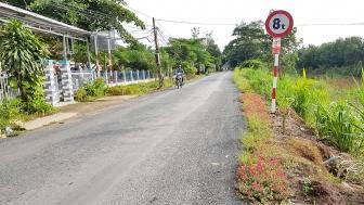 UBND tỉnh An Giang thống nhất cấp vốn dự án nâng cấp, mở rộng tuyến đường vòng 3 xã cù lao Giêng