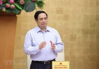 Thủ tướng Phạm Minh Chính: Không để khủng hoảng y tế, khủng hoảng kinh tế - xã hội