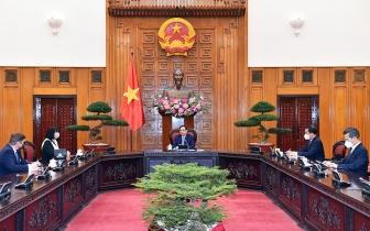 Thủ tướng Phạm Minh Chính: Việt Nam coi trọng mối quan hệ hữu nghị truyền thống với Romania