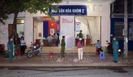 Sáng 30-7, Việt Nam có 4.992 ca mắc mới COVID-19