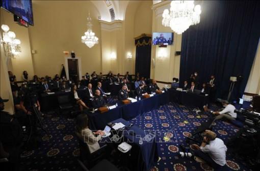 Thượng viện Mỹ thông qua dự luật tăng cường an ninh cho Đồi Capitol