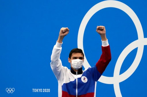 Olympic Tokyo 2020: Nga phá thế thống trị của Mỹ ở nội dung bơi ngửa