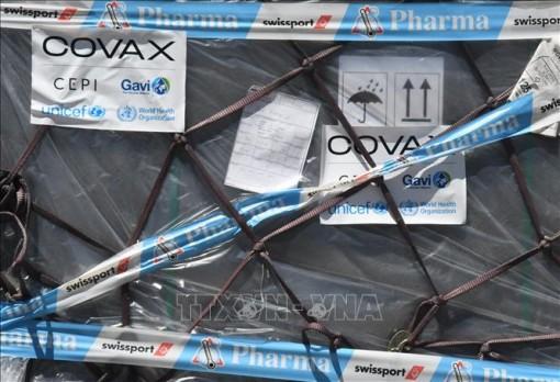 WHO tăng cường phân phối vaccine ngừa COVID-19 cho châu Phi