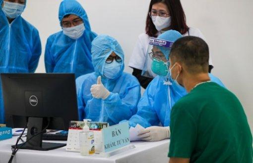 Chiều 30-7, Việt Nam thêm 3.657 ca COVID-19 mới