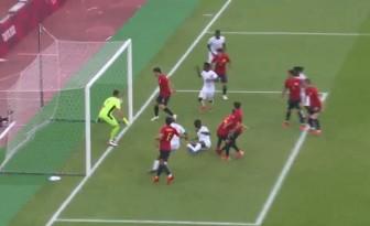 Eric Bailly biếu 2 bàn thắng, Bờ Biển Ngà thua đau đớn Tây Ban Nha