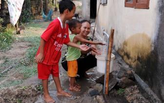 Điều chỉnh giảm giá nước sạch sinh hoạt