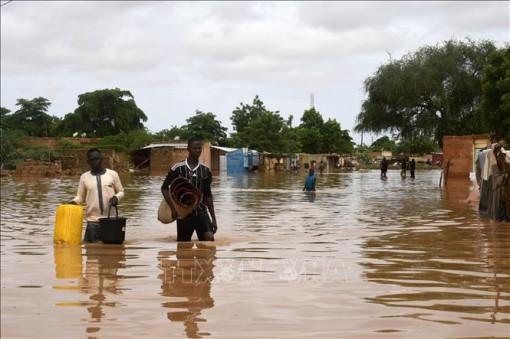 Lũ lụt ở Niger khiến hàng chục người thiệt mạng