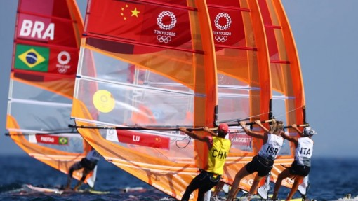 Olympic Tokyo 2020: Trung Quốc giữ vững ngôi đầu bảng tổng sắp huy chương