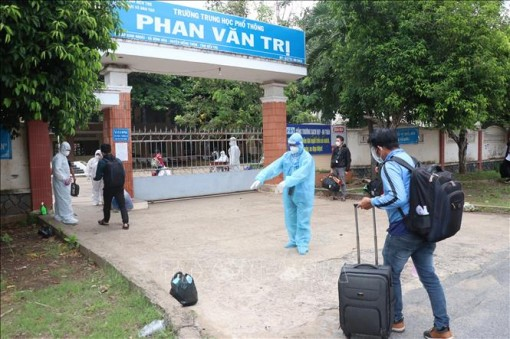 Sáng 1-8, Việt Nam công bố 4.374 ca mắc mới, đã tiêm được 6.203.866 liều vaccine