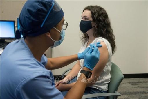 Tỷ lệ tiêm chủng ở Mỹ tăng do lo ngại về biến thể Delta