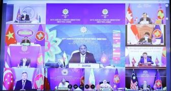Khai mạc Hội nghị Bộ trưởng Ngoại giao ASEAN lần thứ 54