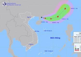 Thời tiết ngày 3-8: Bắc Bộ và Trung Bộ nắng nóng kéo dài, áp thấp nhiệt đới trên biển