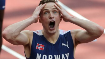 Olympic Tokyo 2020: Kỷ lục ấn tượng ở nội dung 400m vượt rào nam