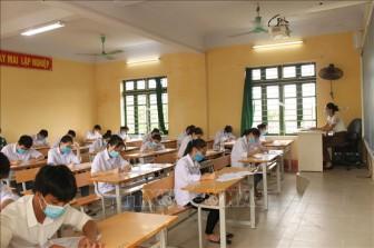 15 tỉnh, thành phố sẽ tổ chức thi tốt nghiệp đợt 2