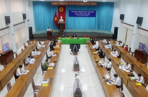 Ngày 19 và 20-8 diễn ra kỳ họp thứ 3, HĐND tỉnh An Giang khóa X