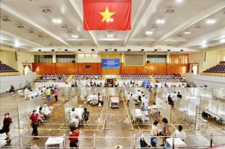 Sáng 3-8, Việt Nam thêm 3.578 ca mắc mới, tổng cộng gần 7 triệu liều vaccine đã được tiêm
