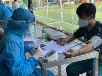 Bắt đầu đợt 6 tiêm vắc-xin ngừa COVID-19